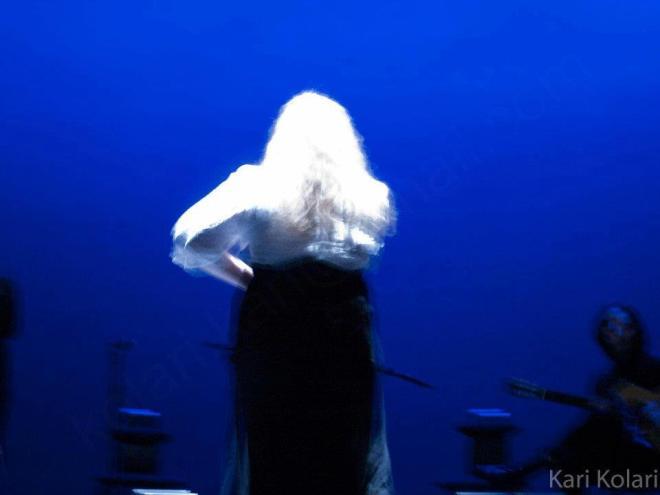 Uusien koreografien ilta 2012